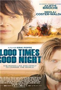 1,000 Times Good Night (2014) Poster