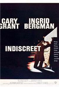 Indiscreet (1958) Poster