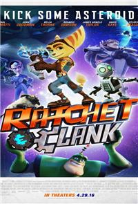Ratchet & Clank (2016) 1080p Poster