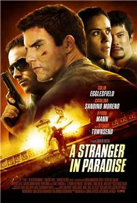 A Stranger In Paradise (2014) Poster