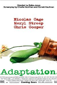 Adaptation (2002) 1080p Poster