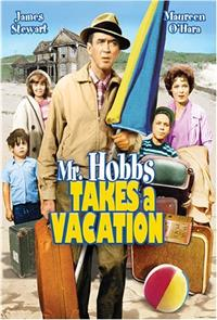 Mr. Hobbs Takes a Vacation (1962) 1080p Poster