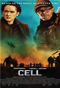 Cell (2016) 1080p Poster