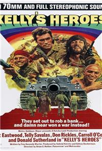 Kelly's Heroes (1970) 1080p Poster