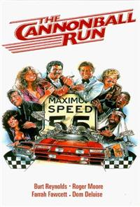 The Cannonball Run (1981) 1080p Poster