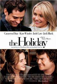 The Holiday (2006) 1080p Poster