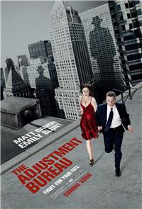 The Adjustment Bureau (2011) 1080p Poster