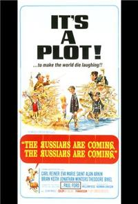 The Russians Are Coming, the Russians Are Coming (1966) 1080p Poster