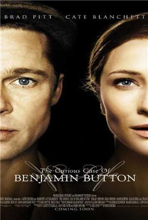 The Curious Case of Benjamin Button (2008) 1080p Poster