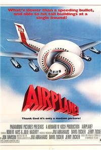 Airplane! (1980) 1080p Poster