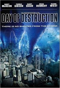 Category 6: Day of Destruction (2004) Poster