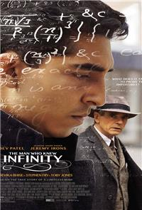 The Man Who Knew Infinity (2016) Poster
