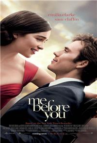 Me Before You (2016) 1080p Poster