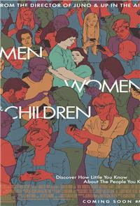 Men, Women & Children (2014) 1080p Poster