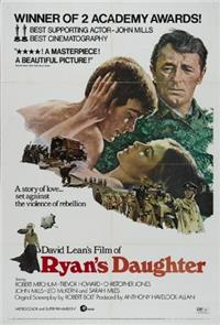 Ryan's Daughter (1970) 1080p Poster
