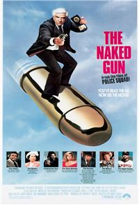 The Naked Gun: From the Files of Police Squad! (1988) 1080p Poster