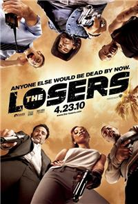 The Losers (2010) 1080p Poster
