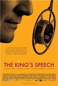 The King's Speech (2010) 1080p Poster