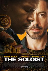 The Soloist (2009) 1080p Poster