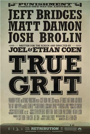 True Grit (2010) 1080p Poster