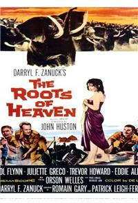 The Roots of Heaven (1958) Poster