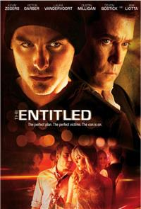 The Entitled (2011) 1080p Poster