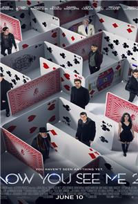 Now You See Me 2 (2016) 1080p Poster