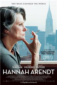 Hannah Arendt (2013) 1080p Poster