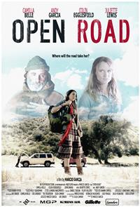 Open Road (2013) 1080p Poster