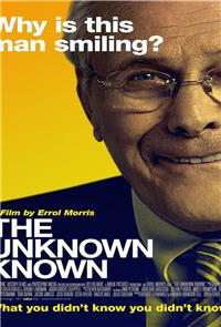 The Unknown Known (2014) Poster