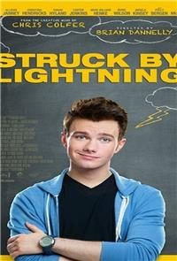 Struck by Lightning (2013) 1080p Poster