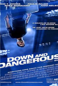 Down And Dangerous (2014) 1080p Poster