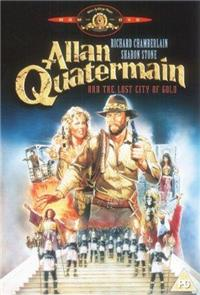 Allan Quatermain and the Lost City of Gold (1986) Poster