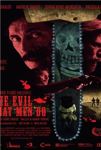 The Evil That Men Do (2015) 1080p Poster