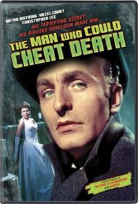 The Man Who Could Cheat Death (1959) Poster