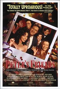 Peter's Friends (1992) 1080p Poster