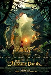 The Jungle Book (2016) 3D Poster