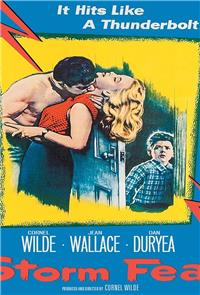 Storm Fear (1955) Poster