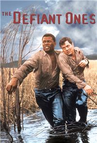 The Defiant Ones (1958) Poster