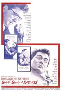Sweet Smell of Success (1957) Poster
