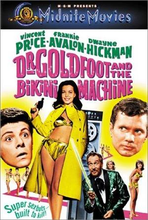 dr goldfoot and the machine 1965