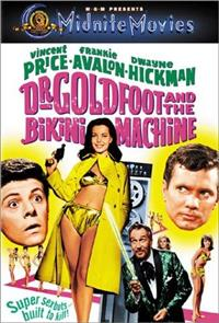 Dr. Goldfoot and the Bikini Machine (1965) Poster