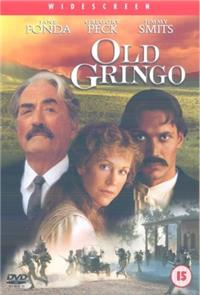 Old Gringo (1989) Poster