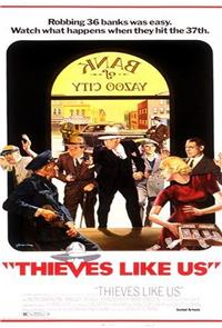 Thieves Like Us (1974) Poster