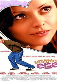 Anything Else (2003) 1080p Poster