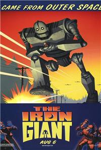 The Iron Giant (1999) 1080p Poster