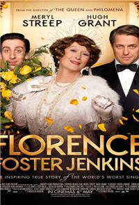 Florence Foster Jenkins (2016) 1080p Poster