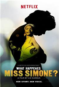 What Happened, Miss Simone? (2015) 1080p Poster