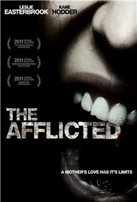 The Afflicted (2012) Poster
