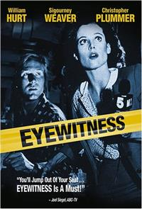 Eyewitness (1981) Poster